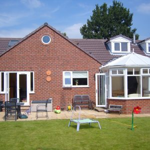 Home Extension conservatory