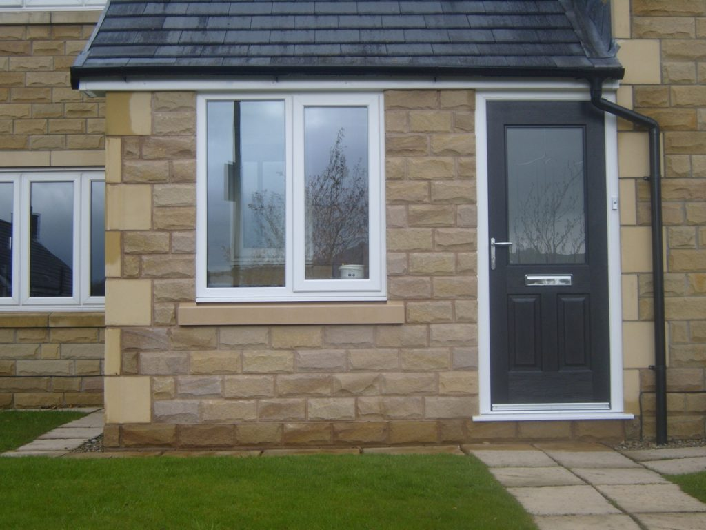 Front porch extension Whitehall Builders