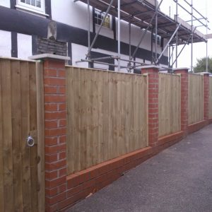 Fencing Whitehall Builders