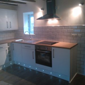 New Kitchen Refurbishment