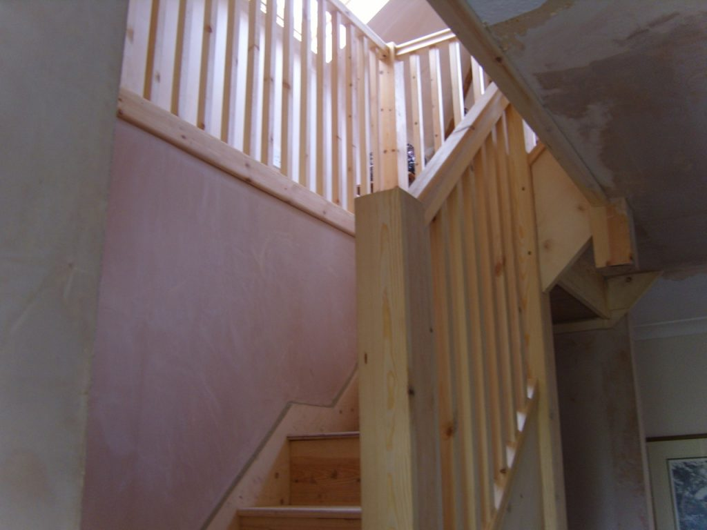 Staircase Joinery Whitehall Builders